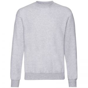 [PROMO] Sweat-shirt manches droites adulte en polycoton, 280 g/m²
