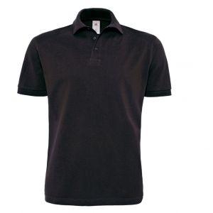 [PROMO] Polo heavymill homme en coton ringspun, maille fine piquée, 230 g/m²