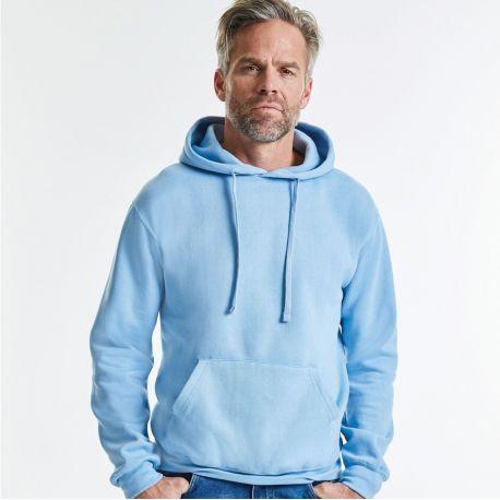 Sweat-shirt à capuche adulte moderne molletonné, 295 g/m²
