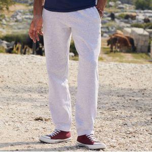Pantalon jogging classique taille et chevilles élastiquées, 280 g/m²