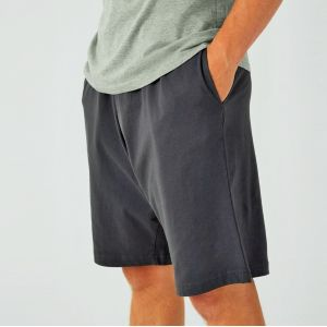 Short en coton très confortable, surface lisse et soyeuse