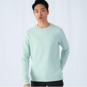 Sweat-shirt set-in homme KING, grande qualité d'impression, 280 g/m²
