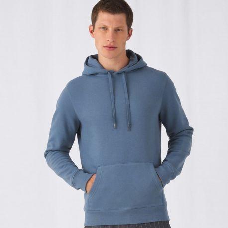 Sweat hoodie à capuche homme KING, grande qualité d'impression, 280 g/m²
