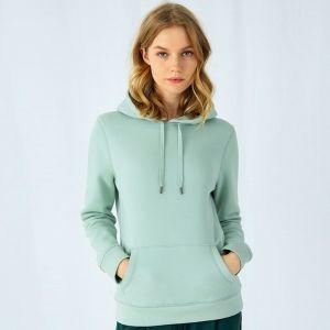Sweat hoodie à capuche femme QUEEN, grande qualité d'impression, 280 g/m²