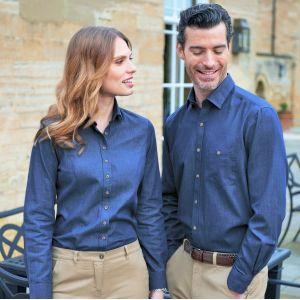 Chemise Banff pour femme douce et confortable à porter, 140 g/m²