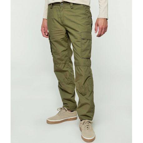 Pantalon léger multipoches pour homme léger et confortable, 140 g/m²