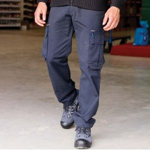 Pantalon multipoches pratique et fonctionnel, 270 g.m²