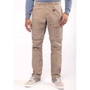 Pantalon 2 en 1 polyvalent grâce au pantalon transformable en bermuda