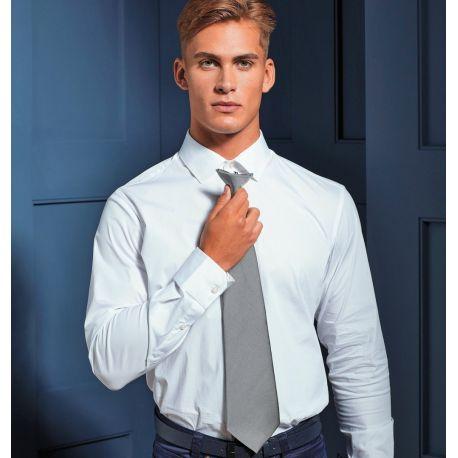 Cravate de sécurité à clip facile à mettre