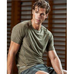 T-shirt de sport homme respirant, doux et léger, 160 g/m²