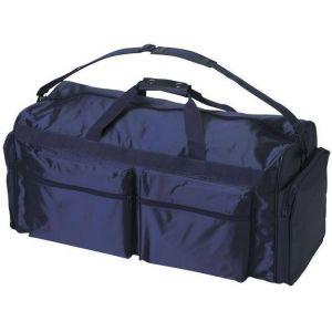 Grand sac de sport classique en nylon avec 4 poches zippées