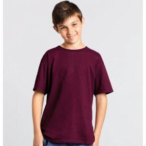 [PROMO] T-shirt enfant manches courtes en heavy coton jersey, 180 g/m²