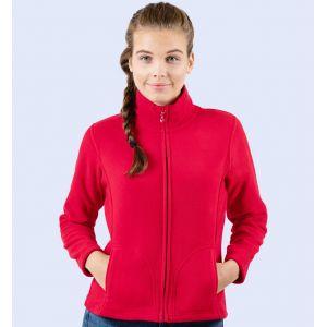 Veste polaire femme ton sur ton anti-peluche pas chère, 330 g/m²