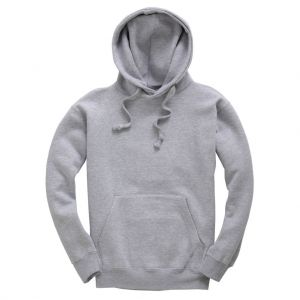 [PROMO] Sweat-shirt uni adulte touché doux avec capuche doublée, 310 g/m²