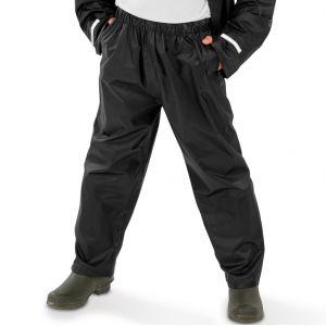 Pantalon de pluie enfant coupe-vent et imperméable