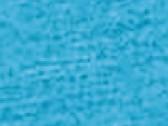 Bleu turquoise chiné